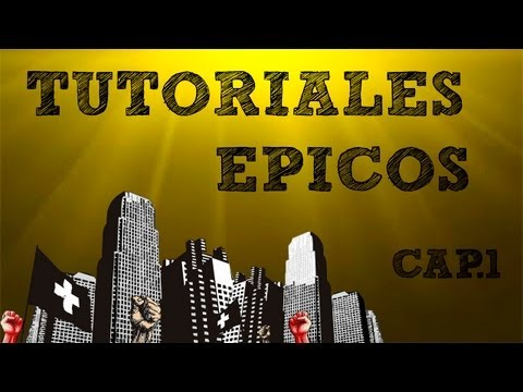 TUTORIALES ÉPICOS Como construir una isla + DESCARGA