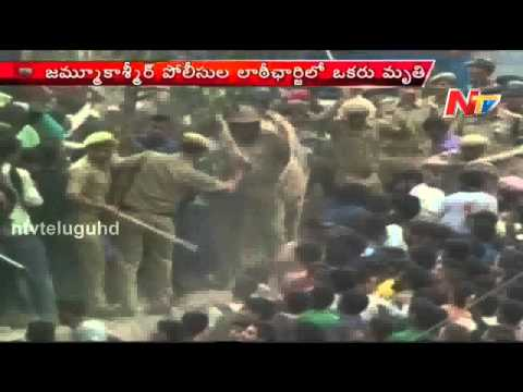 Clashes at Army recruitment rally in Jammu-Kashmir