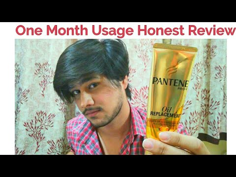 Pantene Oil Replacement Honest Review after one month usage!!
