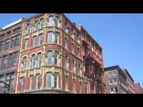 A Tour of Saint John, New Brunswick