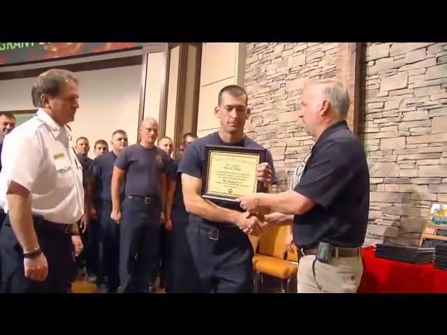 Chattanooga Fire Department Has a new Batch of Firefighters