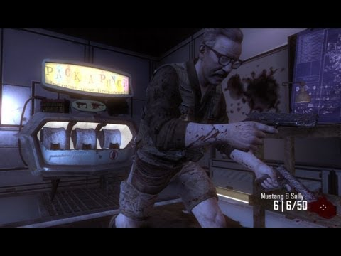 Call of Duty Black Ops 2 Zombies TRANZIT Gameplay - YouTube