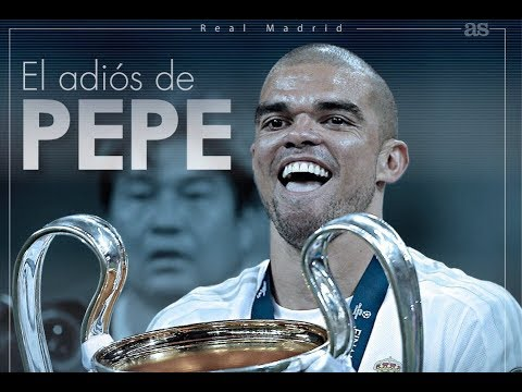 Прощание Пепе. Модрич про Роналду и Зидана. Пике про нападки на Реал Мадрид