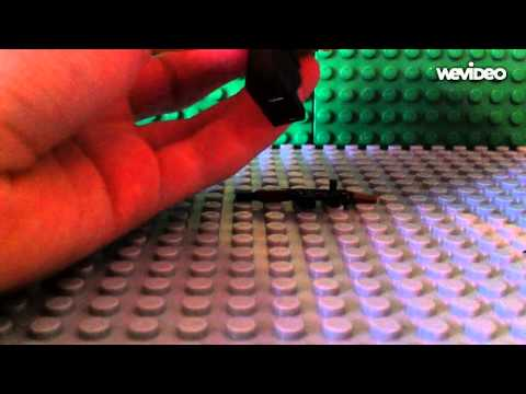 LEGO - Thompson and Type 100 - review