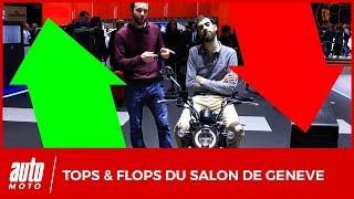 Les TOPS et FLOPS du salon de Genève 2019