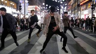 JHKTV]신촌공연 디오비shin chon k-pop dance dob 박수 clap