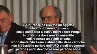 "10/11 - UFO Close Encounters - simile al ""Disclosure Project "" - Sottotitolato ITALIANO"" 10/11"