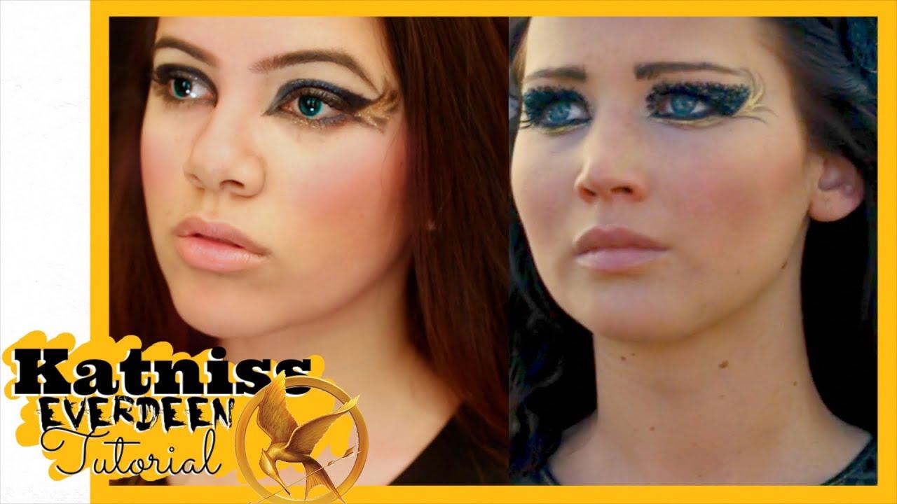 Katniss Everdeen Look Alike - YouTube