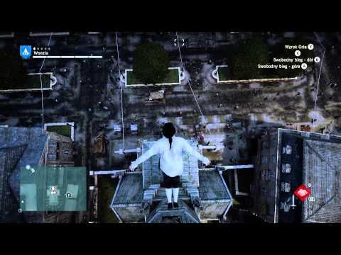 Paryż, języki obce, dopracowanie - Assassin's Creed Unity PC