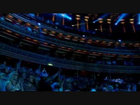 The Killers - Human (Live @ The Royal Albert Hall, 2009)