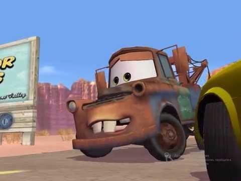 Мультачки  Байки Мэтра прохождение  Эль Мэтрдор  Cars Toon  Mater Tall Tales