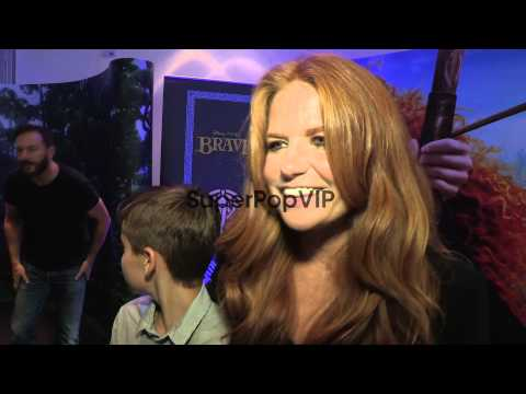 INTERVIEW - Patsy Palmer on women INTERVIEW - Patsy Palme...
