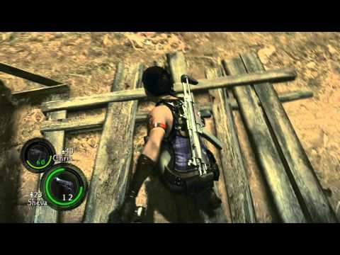 Let's Play Resident Evil 5 (co op) - S3 P1 #1