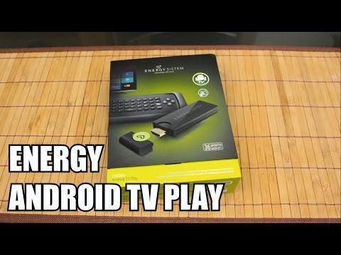 ENERGY ANDROID TV PLAY   Review a fondo en Español