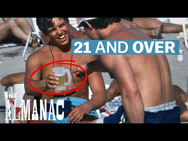 Why the US drinking age is 21 thumbnail