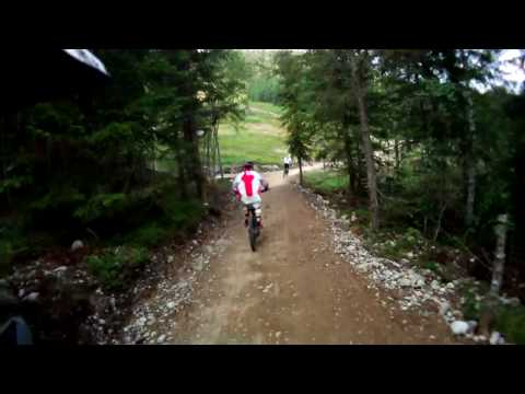 BMX Downhill Jrvs cykelleden 