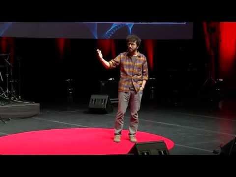 Gerisi size kalmış: Deniz Alnıtemiz at TEDxReset 2014