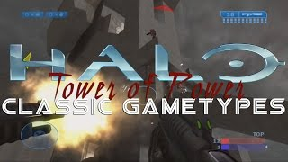 Halo: Classic Gametypes - Tower of Power on Ascension