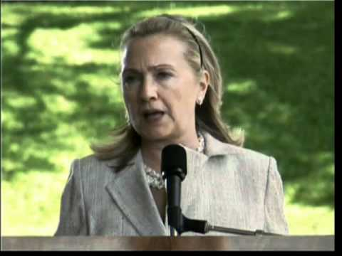 Secretary Clinton Comments on the Asia-Pacific Region at the East-West Center