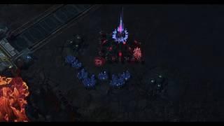 StarCraft 2 Co-op: Alarak | Zeratul Level 5