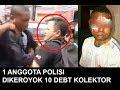 Polisi Ini Sakti, Berani Lawan 10 Debt Collector
