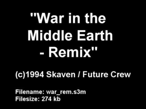 Skaven / Future Crew - War in the Middle Earth - remix