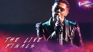 The Lives 1: Sheldon Riley sings Creep | The Voice Australia 2018