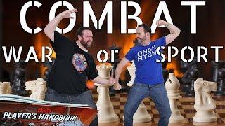 Combat as War or Sport? & Adversarial DMs - Web DM 5e Dungeons & Dragons