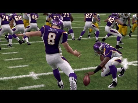 Please leave a like and let me know what else I should make a video about. The Minnesota Vikings cut Kicker Ryan Longwell who has been with this team for 6 y...