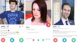 Tinder profiles for my wife and me (YIAY #482)