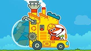 Fox Factory - Learn coding with Fox (Studio Pango) - Best App For Kids