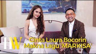 Download lagu Cinta Laura Bocorin Makna Lagu 'MARKISA'