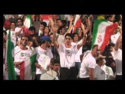 "World Cup Music ""Hamleh"" Director : Saman Moghadam Footbalist Haye Ghadim Baray Jaame Jahani Mikhanand Nima Nakisa,Pejman Jamshidi."