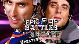 Epic Rap Battles Of History Updates And Hints | Tony Hawk VS Wayne Gretzky