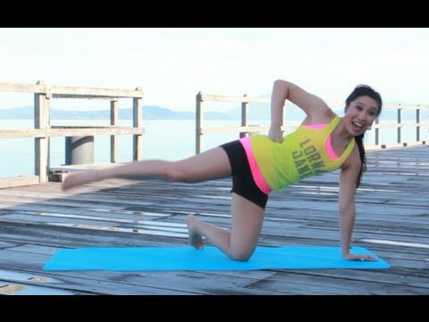 POP Pilates: Perky Butt 'n Long Lean Legs