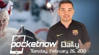 Google Rejects Retail Stores, HTC Tiara Leaks, Samsung Ads Effective & More - Pocketnow Daily