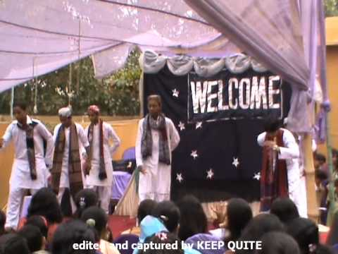 DANE PE DANA  performed by IX boys (part 1)
