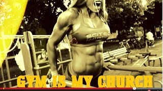 Female Fitness and Bodybuilding workout motivation - HEARTBEAT (MuscleFactory)(TheyGymLifestyle)