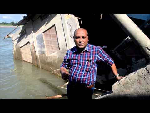 Schools left destroyed by Assam Floods in Dhubri