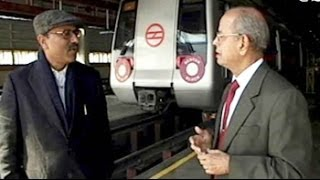 Walk The Talk with E Sreedharan (Aired: January 2007)