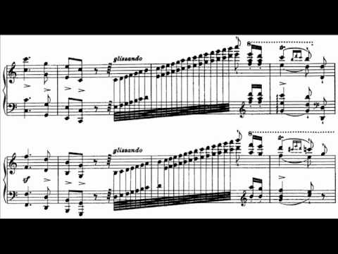 Лист Ференц - Этюды по Паганини 5.