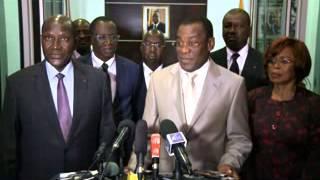 Politique: réaction dePascal Affi N