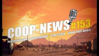 Coop-News #153 / Дата закрытого бета-теста Escape from Tarkov, развязка конфликта Rockstar Games и OpenIV