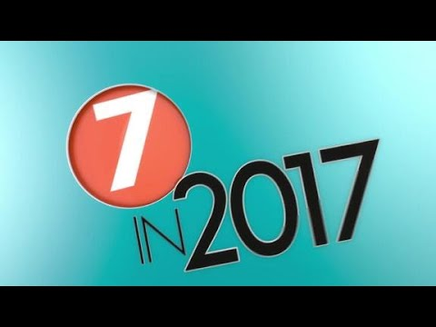 The top 7 media stories of 2017