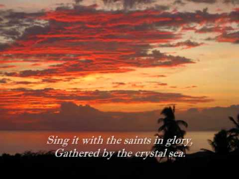 Hymnal - I Will Sing The Wondrous Story