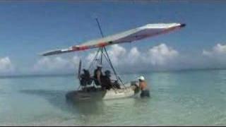 Flying Rigid Inflatable Boat