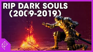 Let's talk about Dark Souls one last time wait where are you going