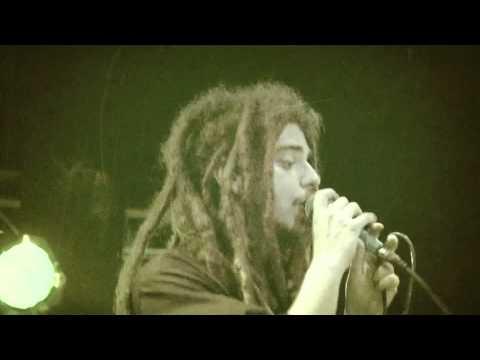 Cidade Verde Sounds - Real Ganja Man - Ao Vivo No Ccj 2011 video