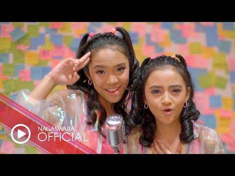 Keyne Stars & Nayla D Purnama - Lagu Untuk Sahabat (Official Music Video NAGASWARA) #music