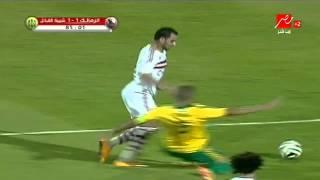 أهداف مباراة نادى الزمالك وشبيبة القبائل الجزائرى الودية و فوز نادى الزمالك 2-1